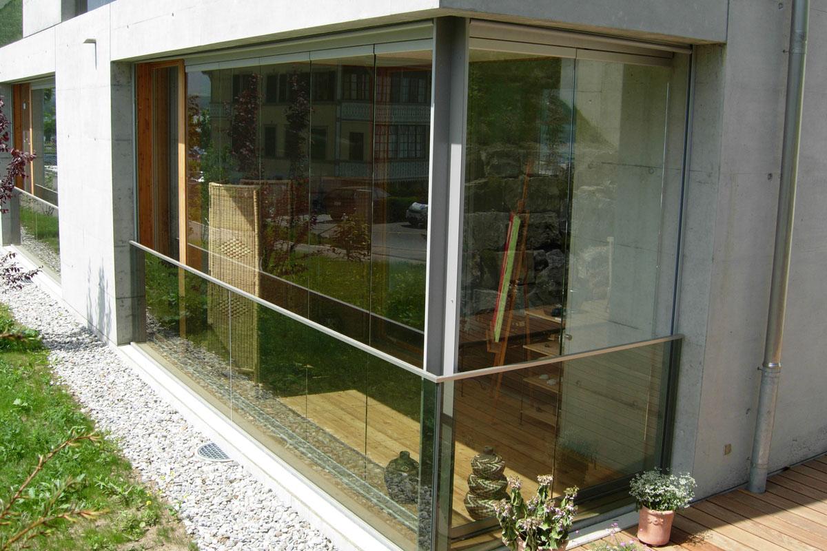 Balkonverglasungen Soltermann Ag